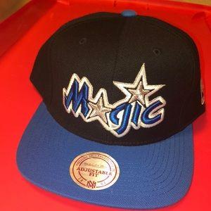 Orlando Magic Mitchell and Ness SnapBack